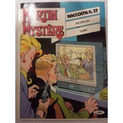 Martin Mystere Raccolta 57    Sergio Bonelli Editore Italiani