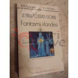 Fantasmi irlandesi 81 O'BRIEN – STOKER  100 pagine 1000 lire Newton Horror