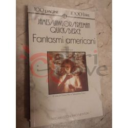 Fantasmi americani 80 QUICK – BIERCE  100 pagine 1000 lire Newton Horror