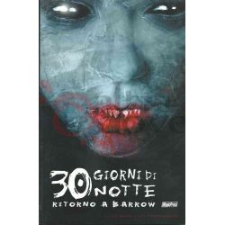 30 Giorni Di Notte: Ritorno A Barrow 54  TEMPLESMITH Ben B&N Magic Press Americani