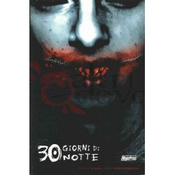 30 Giorni Di Notte 35  TEMPLESMITH Ben Supplemento A Mp Book Magic Press Americani