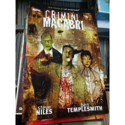 Crimini Macabri  McDONALD Cal TEMPLESMITH Ben MP Book 48 Magic Press Americani