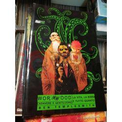 Wormwood 1 TEMPLESMITH Ben  Psycho Book 24 Magic Press Americani