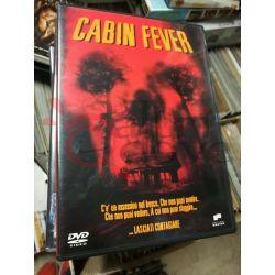 Cabin Fever  ROTH Eli   Edizioni Master DVD