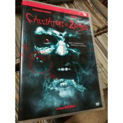 Cacciatori di Zombie  HIRST mark A.   Cecchi Gori DVD