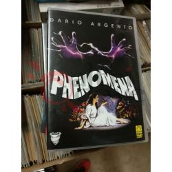 Phenomena  ARGENTO Dario   Medusa Home Entertainment DVD