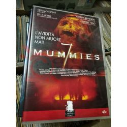 7 Mummies  QUESTED Nick   Gargoyle Video DVD