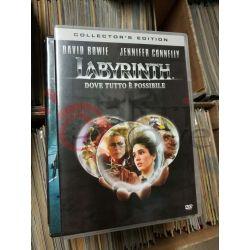 Labyrynth Dove tutto è possibile  HENSON Jim   Sony DVD