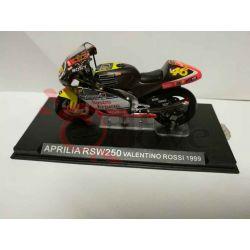 Aprilia RSW250 Valentino Rossi 1999    Grandi Moto da Competizione DeAgostini Vintage
