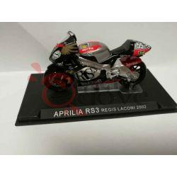 Aprilia RS3 Regis Laconi 2002    Grandi Moto da Competizione DeAgostini Vintage