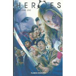 Heroes Stagione Uno     Planeta Deagostini Americani