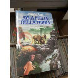 Ayla figlia della terra  Jean M. Auel   TeaDue Fantasy
