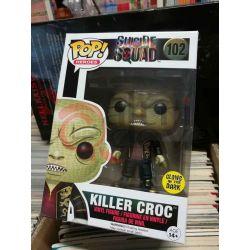 Killer Croc 102   POP Heroes Funko Action Figure
