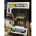 Nick Valentine 162   POP Games Funko Action Figure