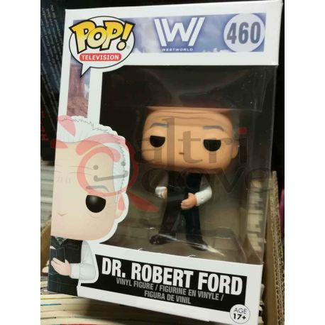 Dr. Robert Ford 460   POP Television Funko Action Figure