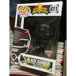 Black Ranger 411 10,5  POP Television Funko Action Figure