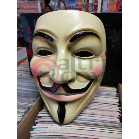 Guy Fawkes - V per Vendetta - Maschera Replica     DC Comics DC Comics Action Figure