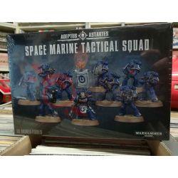 Adeptus Astartes: Space Marine Tactical Squad    Warhammer 40k Games Workshop Scatola Di Montaggio