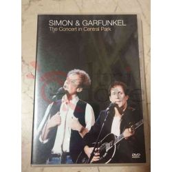 Simon & Garfunkel - The Concert In Central Park      DVD