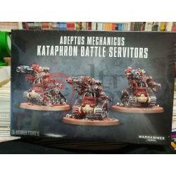 Adeptus Astartes: Mech Kataphron Battle Servitors    Warhammer 40k Games Workshop Scatola Di Montaggio
