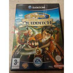 Harry Potter - La Coppa Del Mondo Di Quiddich    Pal Nintendo Gamecube