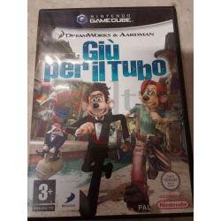 Giù Per Il Tubo    Pal Nintendo Gamecube
