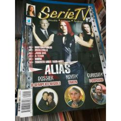 Serie TV rivista 5    Star Comics Italiani
