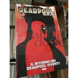 Il ritorno dei Deadpool viventi    DEADPOOL Marvel italia Americani