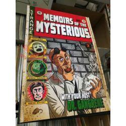 Memoirs of the Mysterious 1   Strange EUS Americani