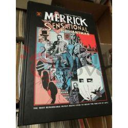 Merrick the sensational Elephantman variant    EUS Americani
