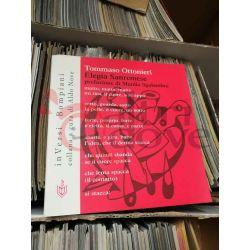 Tommaso Ottonieri – Poesie    In Versi Bompiani Compacd Disc