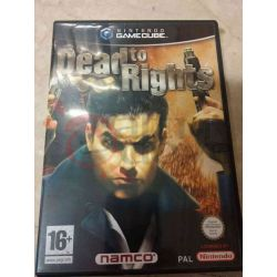 Dead To Rights    Pal Nintendo Gamecube