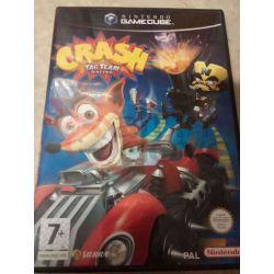 Crash Tag Team Racing    Pal Nintendo Gamecube