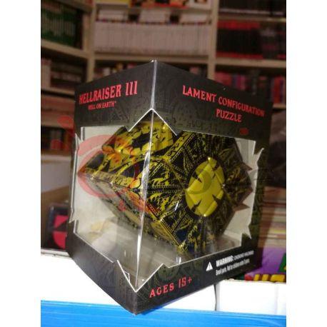 Cubo delle Lamentazioni di Lemarchand replica    Hellraiser Mezco Toyz Action Figure
