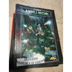 Angeli Oscuri – Warhammer 40.000    Codex Games Workshop Saggio