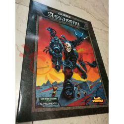 Assassini – Warhammer 40.000    Supplemento/Codex Games Workshop Saggio