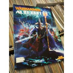 Alti Elfi- Warhammer    Supplemento Games Workshop Saggio