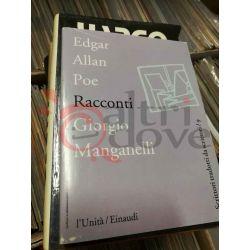 Edgar Allan Poe Racconti a cura di Giorgio Manganelli      Horror