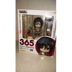 L'attacco Dei Giganti - 365 Mikasa Ackerman     Good Smile Company Action Figure