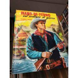 Mano-di-ferro sul sentiero di guerra v.unico MAY Karl   Salani Ragazzi