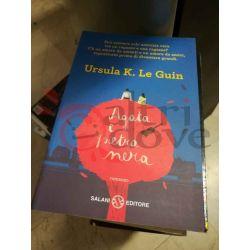 Agata e pietra nera  Ursula K. Le Guin   Salani Editore Romanzo