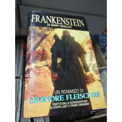 Frankenstein di Mary SHELLEY  FLEISCHER Lenore   Euro Club Horror