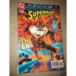 Action Comics (Superman In Action Comics) 782    Dc Comics Dc Comics (inglese)