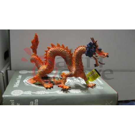 Drago: Dagons Red Chinese 29885    Plastoy Action Figure