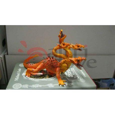 Drago: Dragons Fire Hydra 30454    Plastoy Action Figure