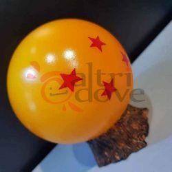 Dragon Ball Crystal Ball Coin Bank Salvadanaio     Plastoy Action Figure