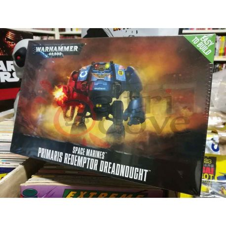 Space Marines: Primaris Redemptor Dreadnought (easy to build) 9912010209   Warhammer Games Workshop Scatola Di Montaggio
