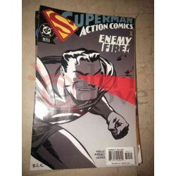 Action Comics (Superman In Action Comics) 801    Dc Comics Dc Comics (inglese)