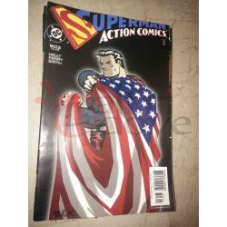 Action Comics (Superman In Action Comics) 803    Dc Comics Dc Comics (inglese)