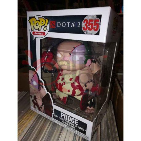 Pudge 355   POP Games Funko Action Figure